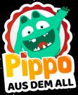 Logo | Pippo aus dem All | Die Deutsch Lern App für Kinder der 3. und 4. Klasse | Die Deutsch Lernapp für das Tablet