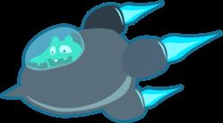Raumschiff | Pippo aus dem All | Die Deutsch Lern App für Kinder der 3. und 4. Klasse | Die Deutsch Lernapp für das Tablet